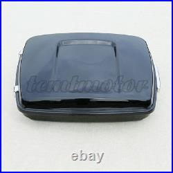 5.5 ABS Razor Tour Pak Pack Trunk Latch Fit For Harley Touring Road Glide 14-20