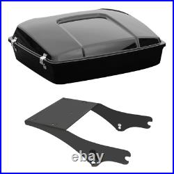 5.5 Razor Pack Trunk Mount Rack Fits For Harley Tour Pak Touring 97-08