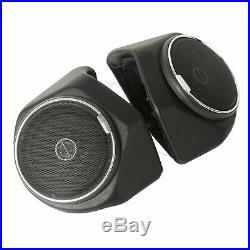 Backrest Rear Speaker For Harley Tour Pak Pack Electra Glide Ultra Limited 14-20