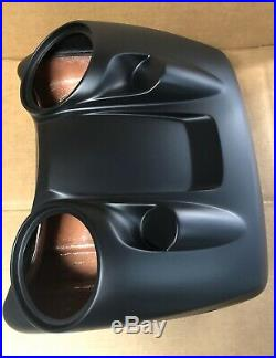 Bagger Dual 8 Speaker Lid with Razor Tour Pak for 2014-2020 Harley Touring