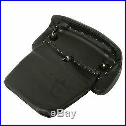 Black Chopped pack trunk Set For Harley Davidson Touring Models Tour Pak 14-2020