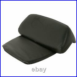 Chopped Pack Trunk Rack Backrest For Harley Tour Pak Touring Electra Glide 14-20