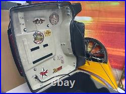 Genuine 95-20 Harley Ultra Touring King Tour Pack Pak Backrest Rack OEM