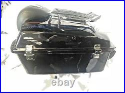 Harley Davidson Chopped Tour Pak For'97-'08 Touring Models With Rack