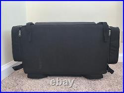 Harley Davidson Tour Pak Rack Bag T-Bags Dekker Supreme TB1000DTS (Black)