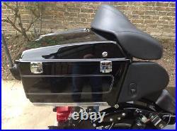 Harley Davidson Tour-Pak Top Box Street Glide