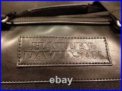 Harley-davidson Black Soft Nylon Tour-pak Saddlebags Liners 90200489 (style 5-c)