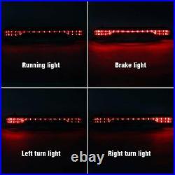 King Tour Pak Pack Trunk Mount Light Speaker Fit For Harley Street Glide 14-20