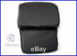Mutazu 97-13 Black Dual 6x9 Speaker Lid for Harley Razor Chopped King Tour Pak