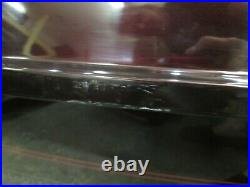 OEM Harley FLTHC Tour Pak Pack Luggage Box 97-08 Black Cherry