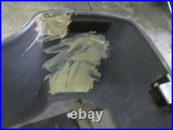 OEM Harley FLTHC Tour Pak Pack Luggage Box 97-08 Suede Green Pearl & Vivid Black