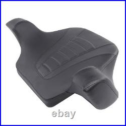 Wrap-around Backrest Pad For Harley Touring King Tour Pak Trunk Pack 2014-2020